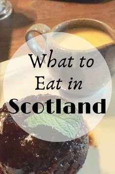 What to Eat in Scotland – Quick Whit Travel Scotland Vacation, Scotland Travel, Ireland Travel, Scotland Trip, Scotland Food, Travel Uk, Glasgow Scotland, Food Travel, Hawaii Travel