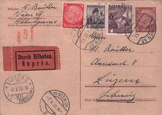 Ganzsachen: Dokumente ihrer Zeit