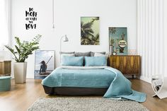 Lets surf • Bedroom - Eclectic ✓ 365 Day Money Back Guarantee ✓ Consulting on the Pattern Selection ✓ 100% Safe✓ Set up online!
