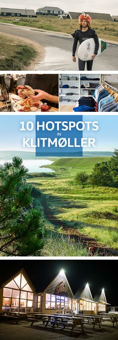 From local breakfasts to the perfect souvenir: the Volkswagen Magazine takes you to 10 great places around the surfer town Klitmøller. Check out the full article and learn more about these hot spots in Denmark's Cold Hawaii.