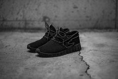 SUPRA MALLI BLACK-BLACK Supra Footwear, Supra Shoes, Malta, All Black Sneakers, Fashion, Moda, Malt Beer, Fashion Styles, Fashion Illustrations
