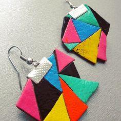 Earrings, Bags, Fashion, Ear Rings, Handbags, Moda, Stud Earrings, Fashion Styles, Ear Piercings