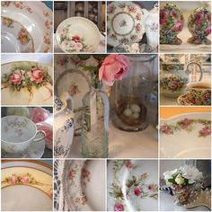 Too Cute Things Blog ~ Gorgeous Floral China