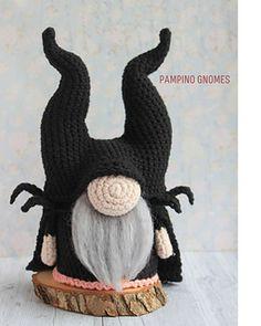 Halloween Crochet Patterns, Crochet Amigurumi Free Patterns, Crochet Animal Amigurumi, Crocheting Patterns, Crochet Home, Cute Crochet, Crochet Dragon Pattern, Crochet Basics, Crochet Disney