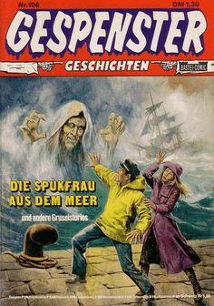 Cover for Gespenster Geschichten (Bastei Verlag, 1974 series) #106