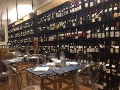 Vino Veritas wine bar & restaurant   Viale Piemonte 22 in Palermo, Sicily