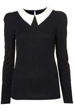 Wednesday Addams blouse