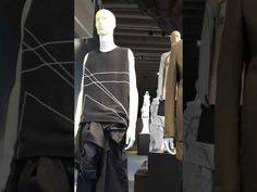 The dark side of fashion: report from the Rick Owens' exhibition          |          THE FASHION PROPELLANT