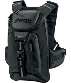 Squad 3 Backpack - Black | Products | Ride Icon