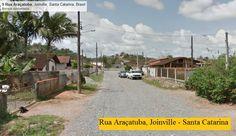 Rua Araçatuba, Joinville - Santa Catarina