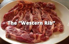 western style country ribs | Country Style Ribs Recipe