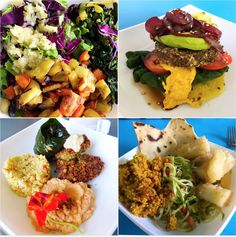 Just a few of the outrageously delicious meals we've been gobbling up here at the #EpicAcademyYTT in Manuel Antonio. Chef Pedro Pradhu and Johanna Thorn are whipping up organic farms-to-table vegan and raw vegan cuisine for our students and staff all month. As we jump into week two I can't wait to see what they come up with next. It just keeps getting better!    #PlantBased #Vegan #Goodness #Wholesome #Yummy
