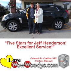 """Five Stars for Jeff"