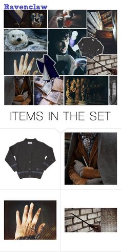 """""""Sherlock Holmes: Ravenclaw"""" by yerd213 ❤ liked on Polyvore featuring art"""