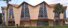 jacksonville fl mid century modern churches - Google Search
