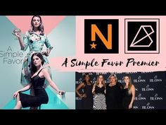 BLOSS attended the VIP screening of A Simple Favour at Parkview NuMetro. The event was organised by Johan Ungerer Signature Events Company and the guest were. Event Company, African, Simple, Youtube, Movies, Movie Posters, Favors, Films, Film Poster