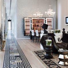 Yoo Instanbul condominiums designed by Philippe Starck via Paint + Pattern