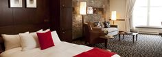 Le Saint-Sulpice Montreal ( Montreal, Canada ) Superior Suites are 550 square feet with kitchenettes and separate sitting areas. Hotel Montreal, Old Montreal, Montreal Quebec, Montreal Canada, Executive Suites, Luxury Accommodation, Sitting Area, Hotel Reviews, Hotel Offers