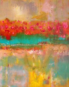 tuscan summer /wendy McWilliams 16 x 20 canvas