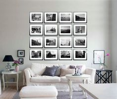 Set of 16 Venice Photography Collection black and white photo Monochromatic Large venetian art wall decor KSAVERA JPEG via E-mail Printable. €70.00, via Etsy.