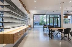- Sàn Pandomo cửa hàng - quán cà phê - Ảnh 7 Pandomo Floor, Blinds, Divider, Curtains, Flooring, Room, Furniture, Home Decor, Bedroom