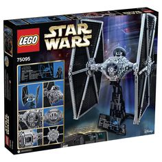 Amazon.com: LEGO Star Wars 75095 Tie Fighter Building Kit: Toys & Games