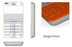 Google Phone - Prototype brand TIM