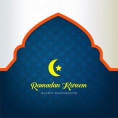 Ramadan Background With Mosque Illustration PNG and PSD Ramadan Png, Ramadan Images, Ramadan Wishes, Ramadan Greetings, Ramadan Background, Background Banner, Islamic Events, Mosque Silhouette, Muslim Religion