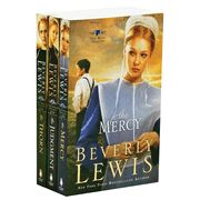 Anything by Beverly Lewis.  I'm in the process of reading this series and as usual I love it.