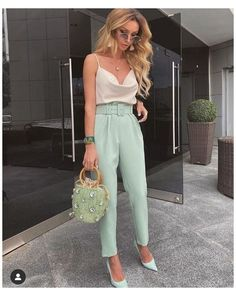 Summer Formal Outfits, Cute Casual Outfits, Stylish Outfits, Spring Outfits, Elegant Casual Dresses, Casual Brunch Outfit, Summer Business Outfits, Summer Brunch Outfit, Business Outfits Women