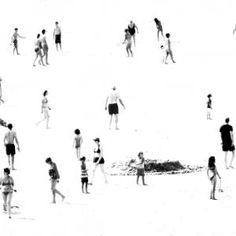 "Saatchi Art Artist Nicolas LE BEUAN BENIC; Photography, ""Beach BW II"" #art"