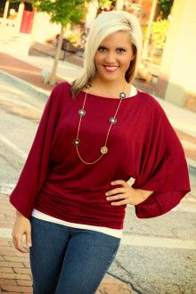Haven Tops are back in stock!!!  One of our top selling items!  Be sure to visit our website.  We love our customers!  105 West Boutique - Abbeville, SC