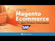 Integrate Magento with Rich Product Information from SAP