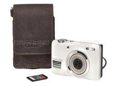 Leather Camera Bag Photo Case Kalahari KAAMA L-1