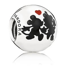 Mickey and Minnie Mouse Forever Charm by PANDORA