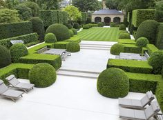 Bold planting defines this garden in London's Holland Park, Luciano Giubbilei