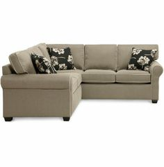 Marisol III 3 Piece Sectional Sectionals Living Rooms