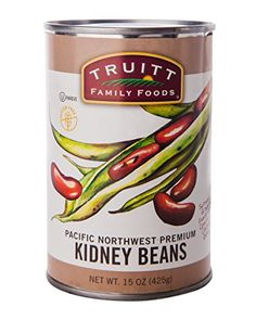 Truitt Family Foods Family Foods Pacific Northwest Premium, Kidney Beans, 13.5 Pound (Pack of 12) -- Details can be found by clicking at the image at Quick dinner ideas board