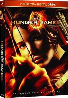 The Hunger Games (2-Disc DVD) on DVD Movie #iNetVideo #hungergames #catchingfire #inetvideo #movies #giveaways #iNetVideoPin2Win #blockbuster @Bill Hughes Hughes Hughes Norris