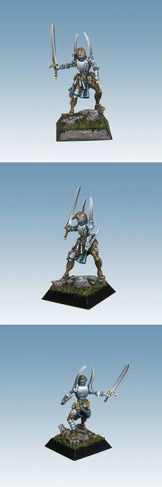 Griffin Knight Templar of Hod
