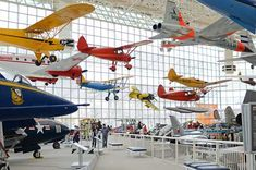 The Museum of Flight takes the visitor through a history of aviation and space travel, it has over 150 planes and other aircrafs. This is one of Seattle's great attractions and rightly so
