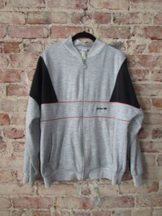 Vintage 80's Adidas Silver Label Track Jacket by RackRaidersVintage, $30.00