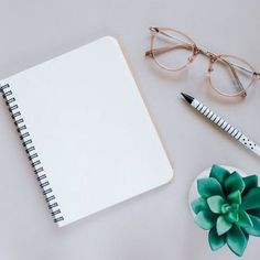 Flat lay of minimal workspace desk with notebook, eyeglasses and green plant, copy space Free Photo Instagram Frame, Photo Instagram, Flower Backgrounds, Wallpaper Backgrounds, Wallpapers, Workspace Desk, Framed Wallpaper, Frame Background, Flat Lay Photography