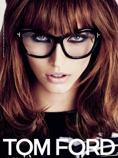 I Heart The Optical Shoppe ... LOVE this Tom Ford frame