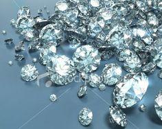 Diamonds, Diamonds and more Diamonds