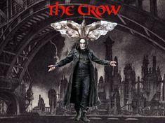 BROTHERTEDD.COM - The Crow wallpaper by SWFan1977 on DeviantArt Crow Movie, I Movie, Ninja, The Crow, Gothic Wallpaper, Brandon Lee, Bruce Lee, Crow Art, The Best Films