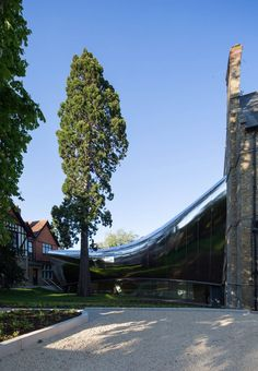 The Investcorp Building For Oxford University's Middle East Centre At St Antony's College - Picture gallery