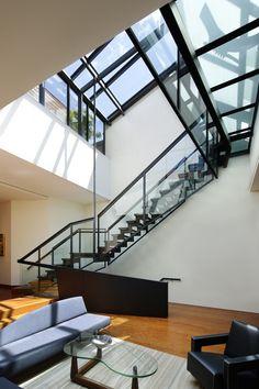 livingpursuit > Joshua Bell Penthouse | Charles Rose Architects Fonte:charlesrosearchitects.com