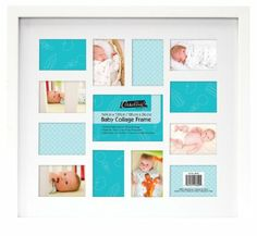 Amazon.com - MCS 12 Month Baby Collage Frame - Month By Month Picture Frame