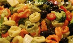 Tortellini Salad.... https://grannysfavorites.wordpress.com/2015/05/23/tortellini-salad-4/